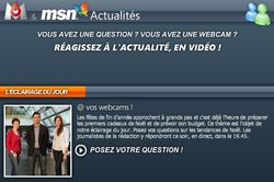 MSN Actualités M6